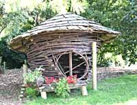 Un festival de cabanes de jardin at Archicaro