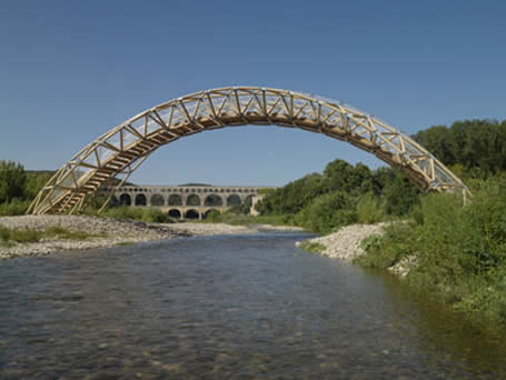 SBA-Paper bridge